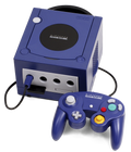 GameCube Console Purple DOL-001 (Used - GC029)