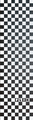 FLIK GRIPTAPE  -  CHECKERED BLACK/WHITE