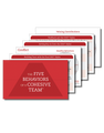 The Five Behaviors™ Powered by Everything DiSC® Take-Away Cards