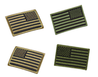 T3 American Flag Patch
