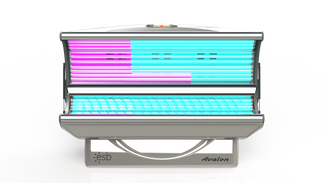 Ask Us Why The Avalon 24 Tanning Bed Is Our Most Popular Bed?