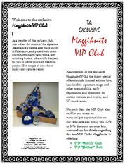MaggiKnits VIP Dublin Membership