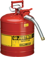 5 Gallon Safety Can w/ Hose (Type II)