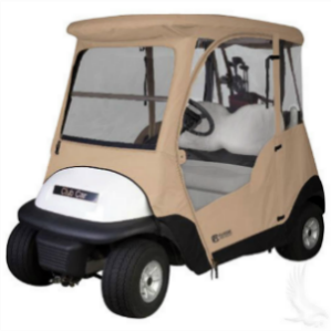 Club Car Precedent Weather Enclosure 3 sided nylon