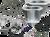 S&S Big Bore 97 inch TwinCam Silver