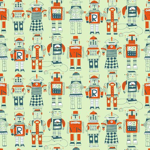 Robots by Loboloup