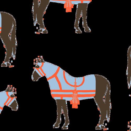 Horse & Tassel