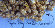Orange Sea Salt Caramel (Vegan)