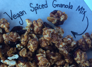 Spiced Granola Mix (Vegan)