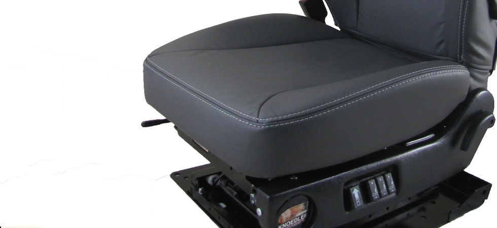 Seat Specialists New Air Suspension Truck Seats And