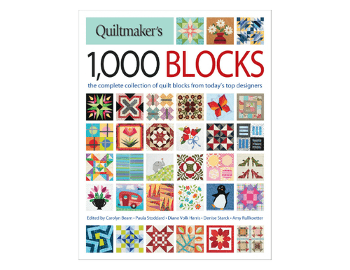 Quiltmaker's 1,000 Blocks - Softcover