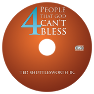 4 People God Can't Bless (CD)