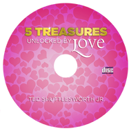 5 Treasures Unlocked By Love (CD)