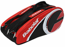 Babolat Club Line - 12 Pack Bag Black/Red