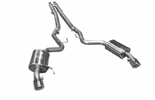 Build It Your Way With American Racing Headers 2015 Mustang Gt Long Tube Headers Exhaust Systems on 2014 Shelby Gt500 Engine