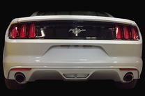2015 Mustang 3.7L ROUSH V6 Exhaust Kit - Round Tips
