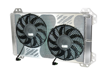 2010-2014 Ford Raptor/F150 Afco Heat Exchanger With Fans