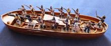 18mm British Gunboat
