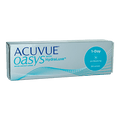 Acuvue Oasys 1-DAY with HydraLuxe  Daily Disposable Contact Lens from Johnson & Johnson