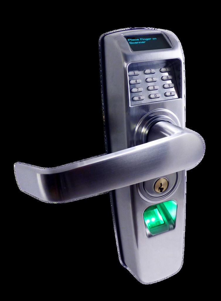 RTS with Fingerprint Scanner