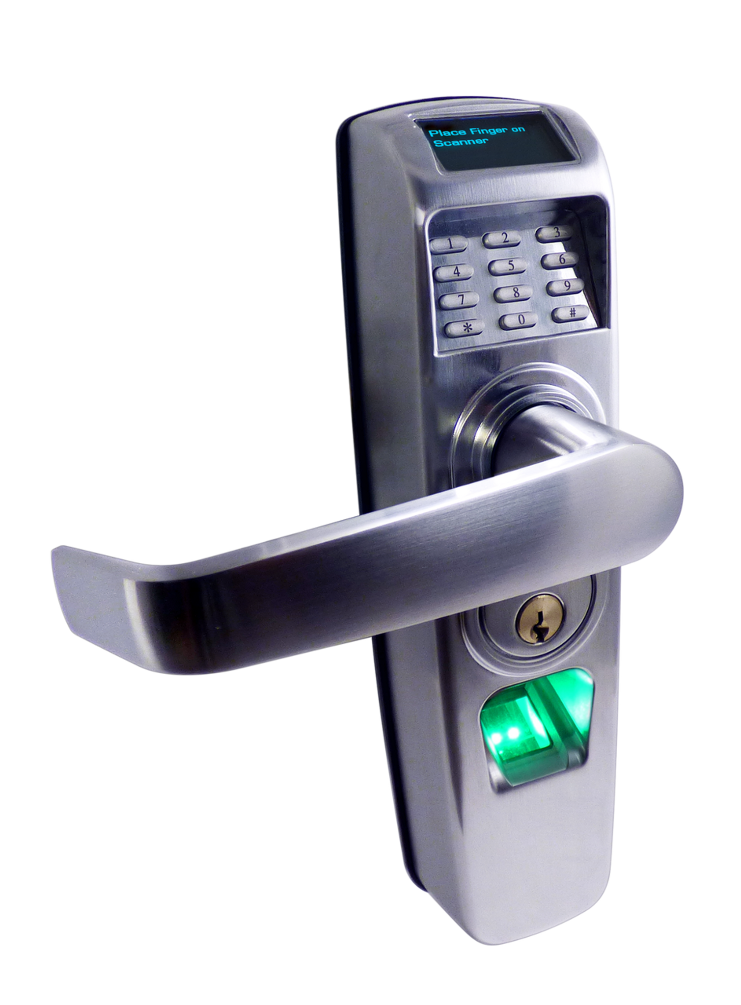 Westinghouse rte poe lock intelligent biometric controls Biometric door lock