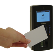 Using a card for ACTAtek access