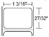 10009522 Zebra Z-Select 4000T 1.2x0.85 Paper Label 6/Case | 10009522