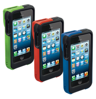 Linea Pro 4 Rugged White & Black Case for iPod Touch 4th Gen 2D Scanner | CS-RMS-LP42D-POD4-W/BK | CS-RMS-LP42D-POD4-W/BK