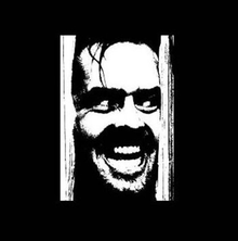 Jack Nicholson  'the shining'  T Shirt