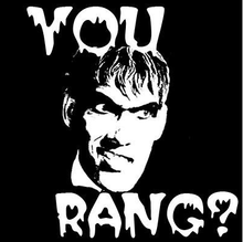 "The Addams Family LURCH "" YOU RANG?"" T Shirt"