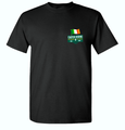 Revolution 1916 Black T shirt