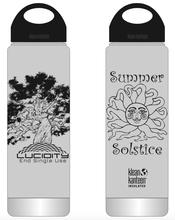 Lucidity Summer Solstice Klean Kanteen