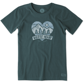 WMNS T WILD AT HEART