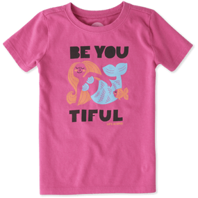 TODDLER T BE YOU MERMAID