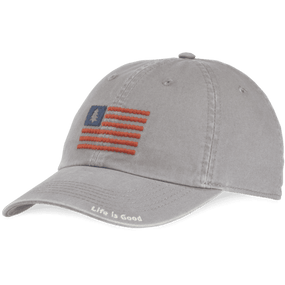 TREE FLAG CHILL CAP SLATE GRY
