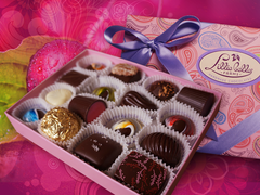 Organic Chocolates for Mother's Day