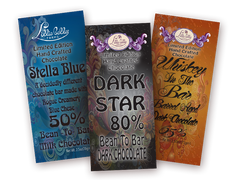 Stella Blue, Dark Star and Whiskey in the Bar