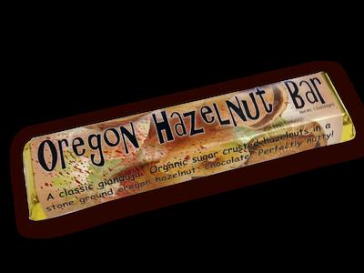 Oregon Hazelnut Bar