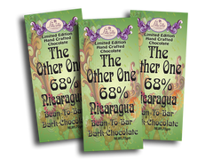The Other One Trio, organic chocolate