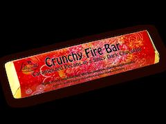 Crunchy Fire Bar