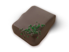 Fresh Mint Ganache