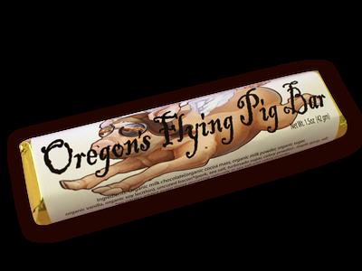 Oregon's Flying Pig Bacon Bar