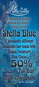 Stella Blue - 50% Bean to Bar Milk Chocolate