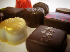 Mixed Chocolates Box of 6