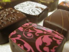 Box of 4 Mixed Chocolates