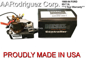 DieselRx Glow Plug Controller fits Ford 1987-94 6.9L/7.3L and International 1987-94 6.9L/7.3L DRX01001