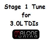 Malone Tuning - Stage 1 Tune 3.0L V6 TDI (Malone-TDI-3.0L)