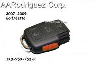 MK5 Key - Remote Half Only - AARodriguez - 1K0-959-753-P (AAR-1K0-959-753-P)