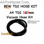 Vacuum Hose Kit for VW BEW TDI Diesel Engines