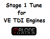 Malone Tuning (Stage 1) VE Tune for ALH, 1Z and AHU
